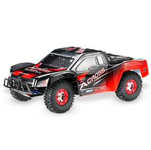 Wltoys 12423 1/12 2.4G 4WD Electric Brushed Short Course RC Car