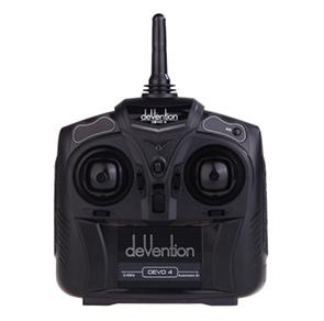 Walkera Devention Devo 4 2.4GHZ 4CH RC Transmitter
