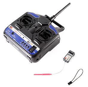2.4G 4CH Radio Model RC Transmitter