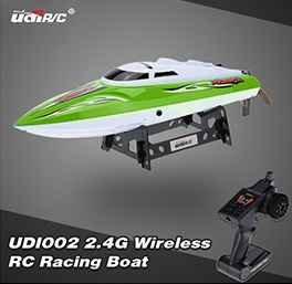 UDI UDI002 2.4G Wireless RC Racing Boat Speedboat with Transmitter