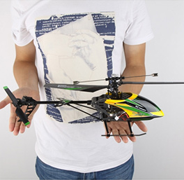 Wltoys V912 Brushless Upgrade Version 4CH Single Blade RC Helicopter