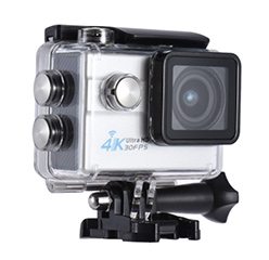 Wifi Ultra HD 16MP 4K 30FPS 1080P 60FPS 170 Degree Wide-Lens Action Camera