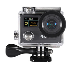 4K 30fps 1080P 60fps 12MP Ultra HD Wifi Sports Action Camera