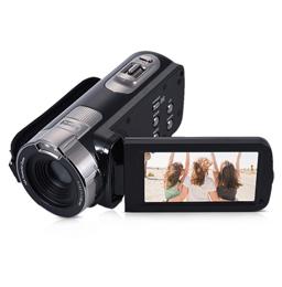 HDV-302P 3.0 Zoll LCD-Schirm Full HD 1080P 16X Digitalzoom DV Camcorder