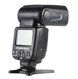 TRIOPO TR-950 Speedlite-Blitzlicht für Nikon Canon Pentax DSLR-Kamera