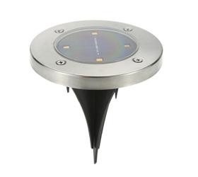 Tomshine 4Pcs Solar Powered Lawn Light Water-resistant