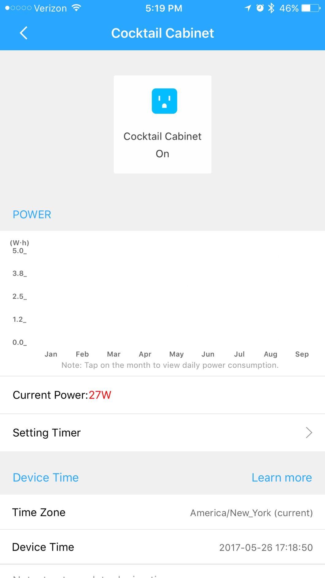 Koogeek Wi-Fi aktiviert Verbessertes Smart Plug funktioniert mit ...