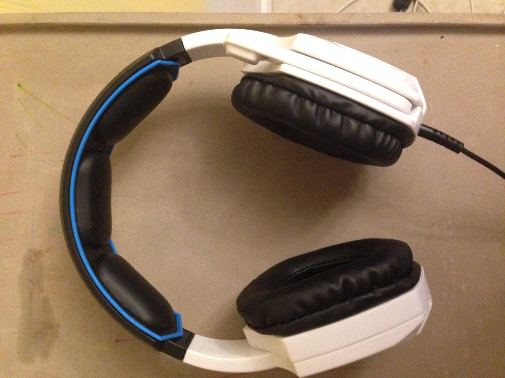 Sades Sa 708gt 35mm Gaming Headphone Sales Online Black Blue Tomtop 708 Headset Stereo Sound The Is Good But Not Excellent I Think Their Great