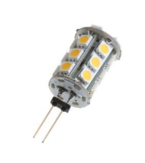 G4 24 Warm White SMD LED 5050 Light