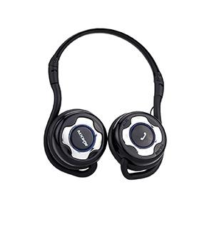 KKMOON BSH10 Folding Sports Back-hang Wireless Headset