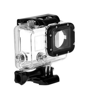 Andoer Waterproof Sports Camera Case 30m with Bracket
