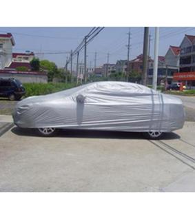 Dustproof Anti-UV Scratch-Resistant Sedan Full Car Cover