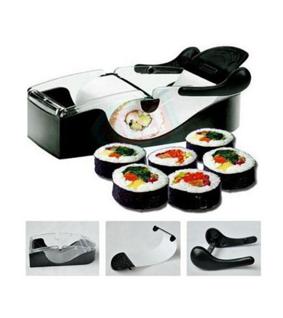 Perfect Roll Sushi Maker Roller Machine DIY Easy Kitchen Magic Gadget