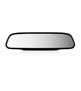 """4.3"""" Color TFT LCD Car Rearview Mirror Monitor"""