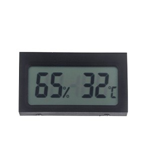 Digital LCD Indoor Humidity Thermometer