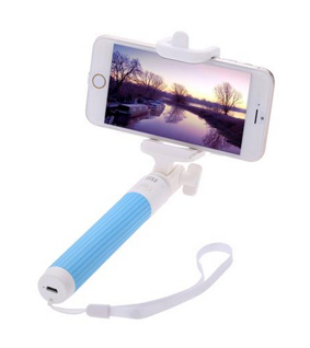 Bluetooth Selfie Handheld Monopod Stick