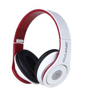 OVLENG X8 Foldable 3.5mm Headphone Headset