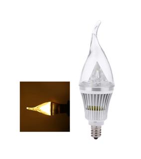 E12 6W LED Candle Light Bulb