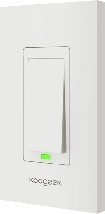 Smart Light Switch >> Wi Fi Enabled Smart Light Switch Koogeek Com