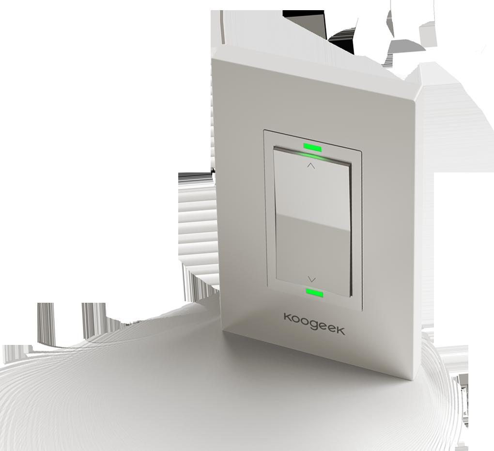 Wi-Fi Enabled Smart Dimmer - Koogeek.com