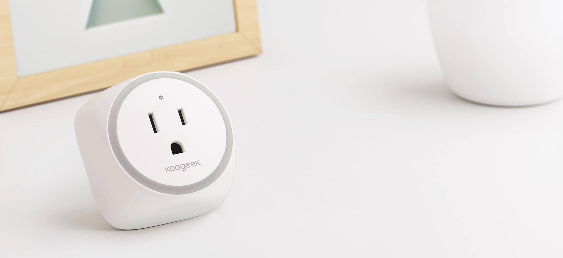 P3 Plug white - Koogeek com