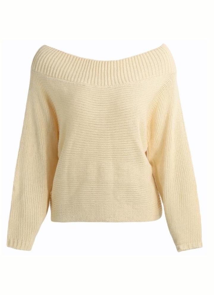 99996528b2 Maglione nuova delle donne di colore solido manicotto del blocco lungo  allentato pullover caldo Tops Maglieria