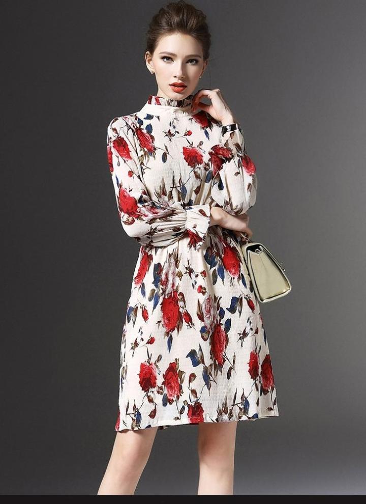 Plissee zu lang trendy damier damen mode blumenrock lange maxi rock plissee festlich rock - Plissee kleid lang ...