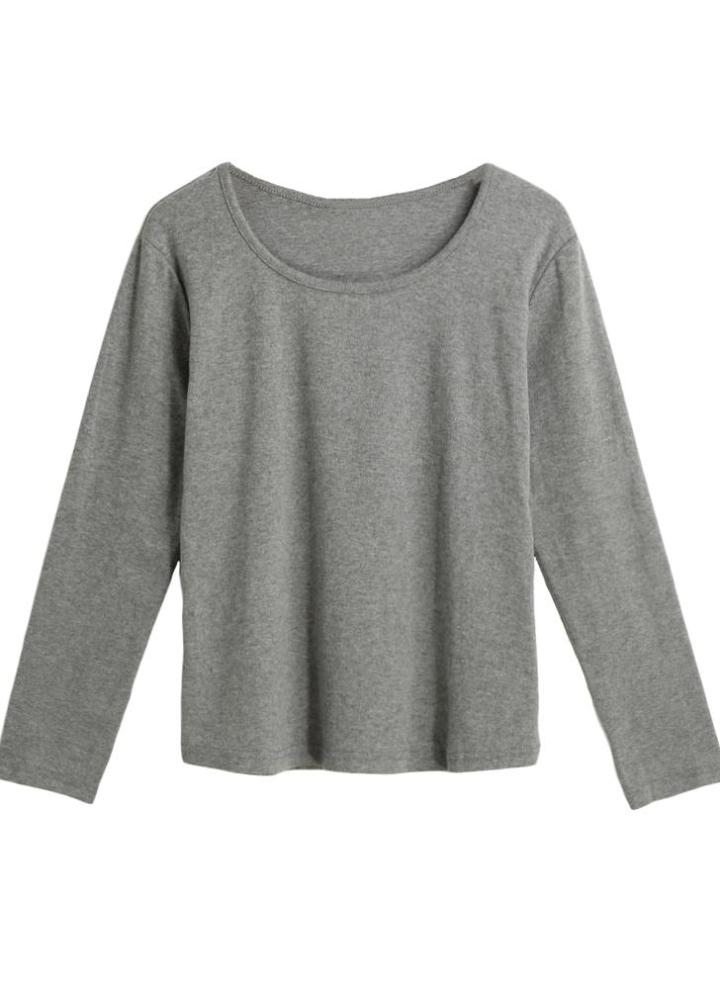 Plus Größe Gestrickte T Shirts Frauen Herbst 34 Hülse T