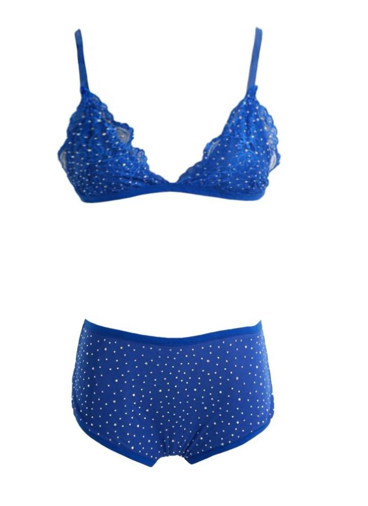 1a5df1d848b92 Bralet de cintura alta Bottoms la ropa interior de las nuevas mujeres de la  gasa atractiva