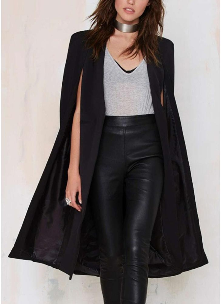 Mantel blazer