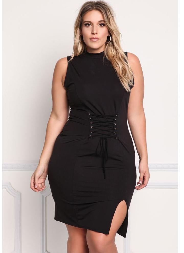 953fab565c28 Vestito di formato più sexy dal merletto dalla fasciatura senza bretelle  del corpo del partito di