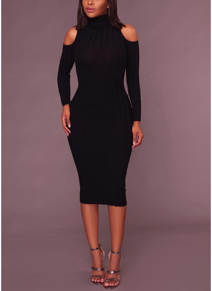 00d8411ad88 Long Pencil Red Black Silver Purple Women Dress Slip Off Shoulder Backless  Beach Dress Bodycon Maxi ...