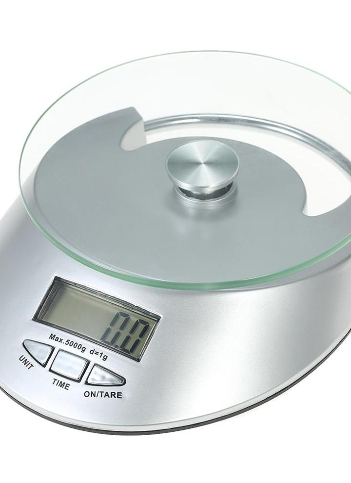 Tsec 5kg 1g Accurate High Precision Kitchen Scale Mini Food Electric