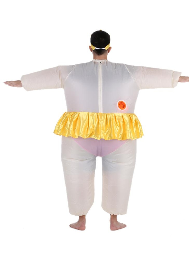 Cute Adult Inflatable Ballerina Costume Fat Suit for Women/Men Air Fan Operated Blow Up  sc 1 st  Chicuu.com & pink Cute Adult Inflatable Ballerina Costume Fat Suit for Women/Men ...