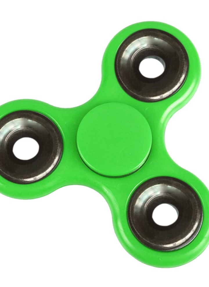 Classic Original Fidget Finger Spinner Hand Focus EDC Steel Bearing Stress UK