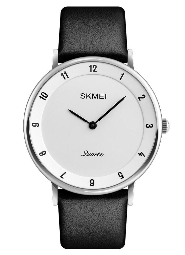 Reloj de cuarzo casual SKMEI Fashion 3ATM Relojes de cuarzo resistente al  agua 7795028f911a