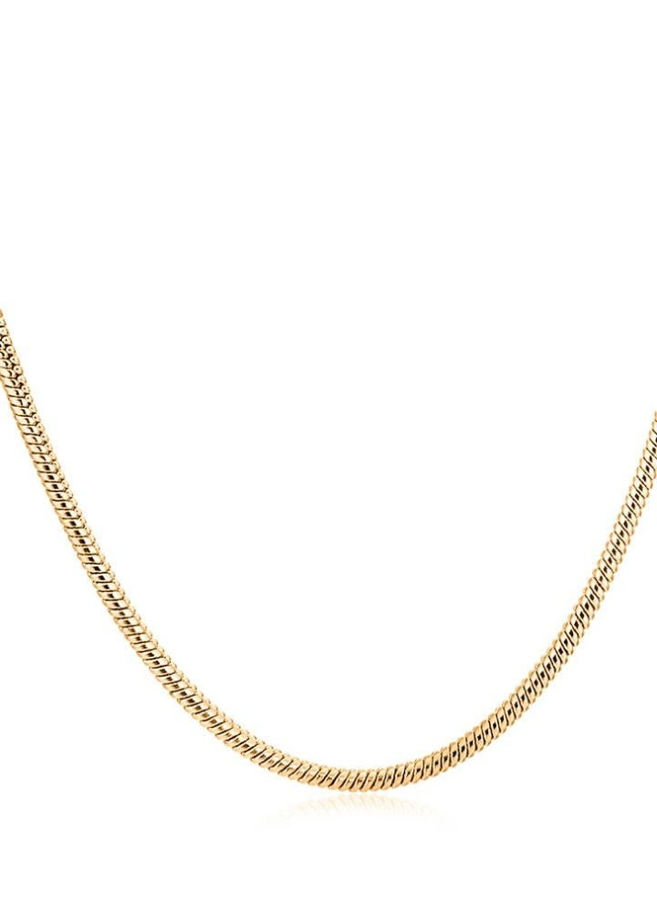 64422fa58705 Nueva serpiente hermosa de la manera que chrama el collar punky de la cadena  de las