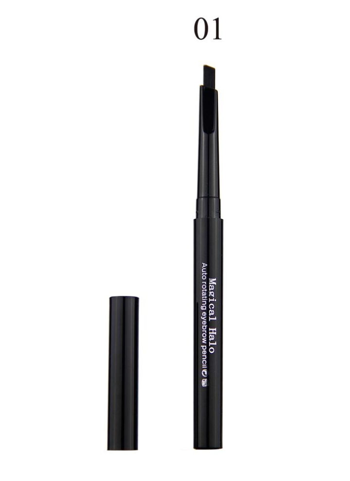 Army Green Magical Halo Automatic Eyebrow Liner Pencil Chicuu