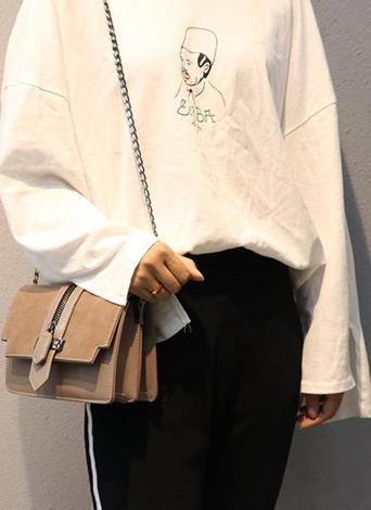 Bolso de Crossbody de la bolsa de mensajero del cuero de la PU de las mujeres