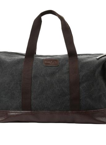 Bag Homens Mulheres Moda Unissex Canvas Handbag Grande Capacidade Sólidos ombro do curso do vintage Bolsa Crossbody preto / verde