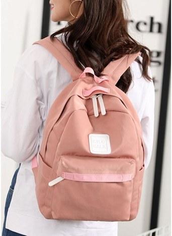 Waterproof Large Capacity Solid Backpack