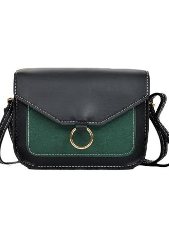 Bolso de Crossbody del bolso de hombro de cuero de la PU de las mujeres de la moda