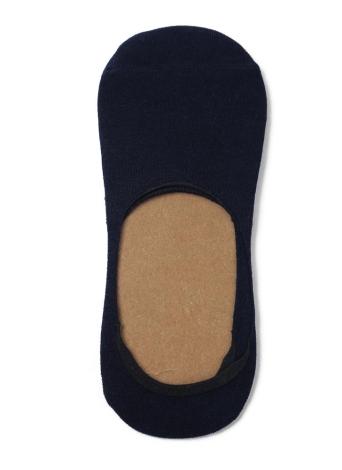 Nueva moda de los hombres calcetines elastizados sólido escotado No Show Invisible Anti Slip silicio holgazán calcetines deportivos
