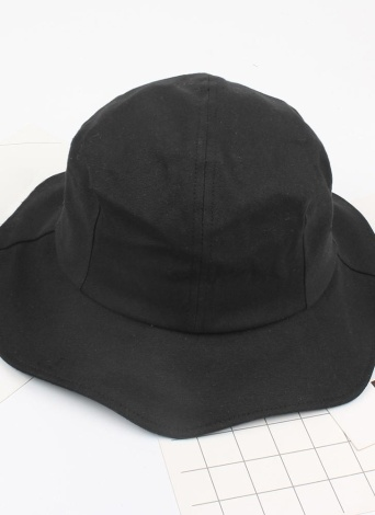 Moda Hombres Mujeres Sombrero Cubo Gorras Pescador Gorra de sol Sombrero ancho Sombrero plegable Plegable a prueba de sol Sombreros