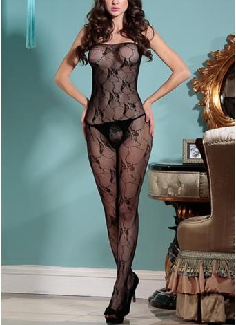 Mujeres Mallas mono Body Bodying Sheer Bodysuit Espagueti Backless Lencería delgada ropa de dormir