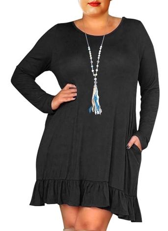 Frauen Plus-Kleider Online, Billig Plus-Kleider Shop - Divains