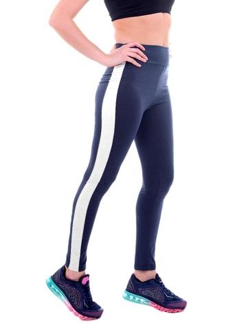 Leggings donna da palestra sport vita alta in esecuzione Slim Pantaloni Fitness Yoga Pantaloni UK