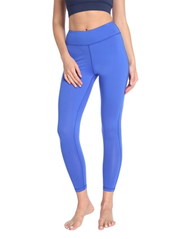 Women Solid Sports Leggings Yoga Pants Workout Running Tights