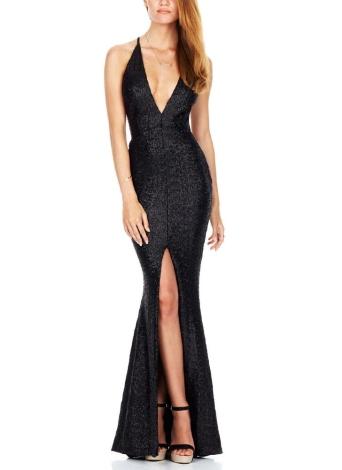 Mode Rückenfreies Kleid , Kaufen Rückenfreies Kleid Gaoedkoop Online ...