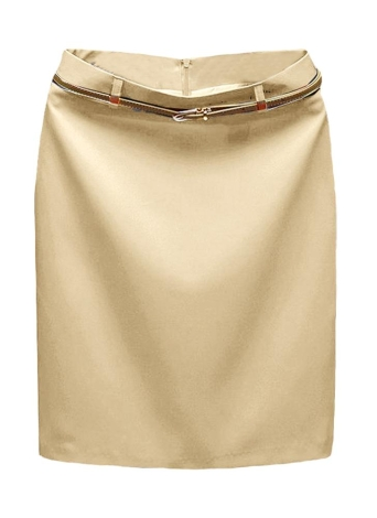 Europe femmes Sexy OL Mini jupe couleur unie à capuche fermeture Bodycon occasionnel a-ligne jupes
